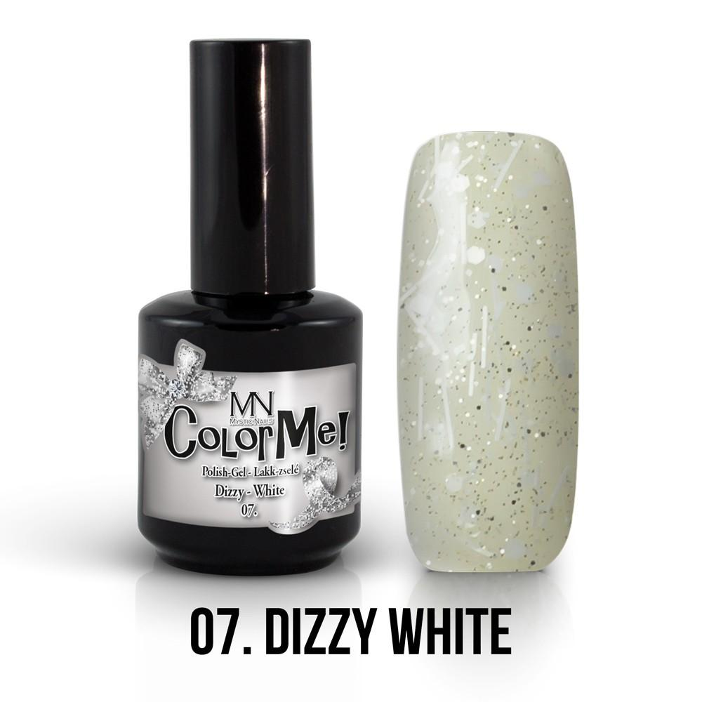 ColorMe! Dizzy no.06. - Dizzy White 12ml