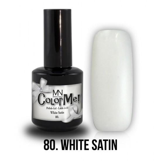 80 White Satin 12ml