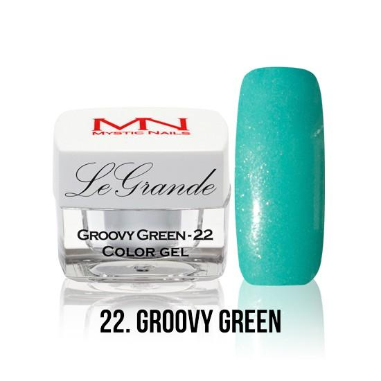 22 Groove Green 4 g