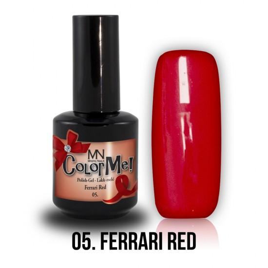 05 Ferrari Red 12ml