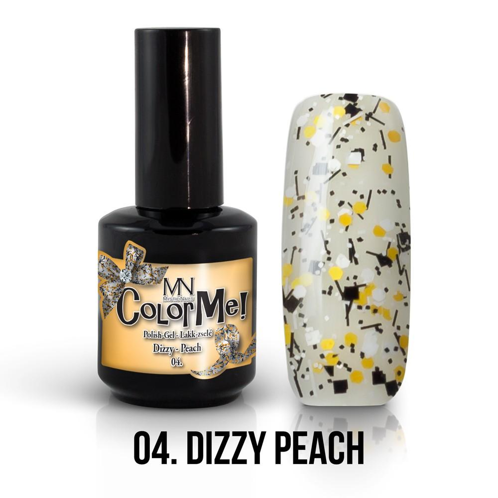 ColorMe! Dizzy no.04. - Dizzy Peach 12ml