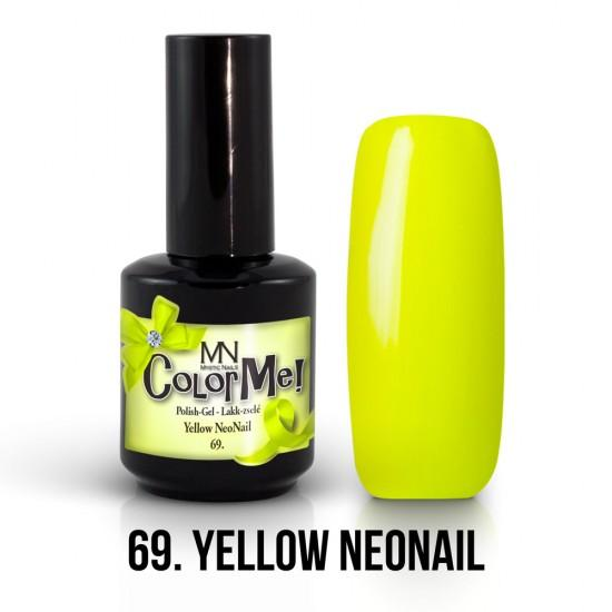 ColorMe! no.69. - Yellow NeoNail 12ml