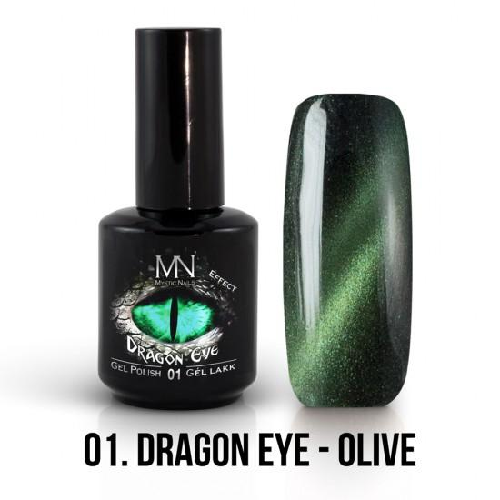 01 Dragon eye - Olive 12ml