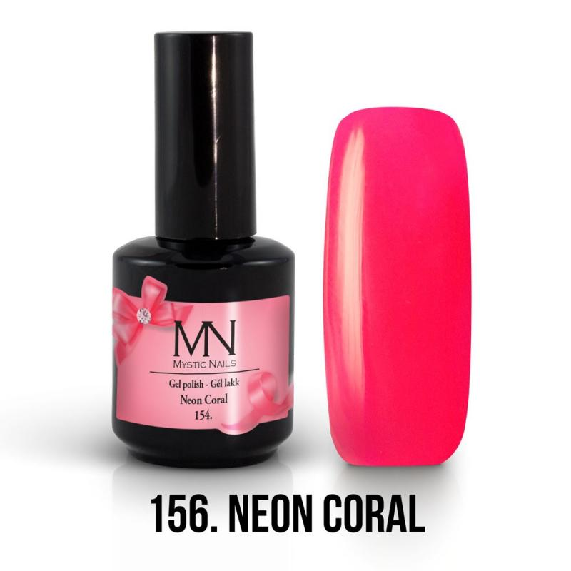 156 Neon Coral 12ml