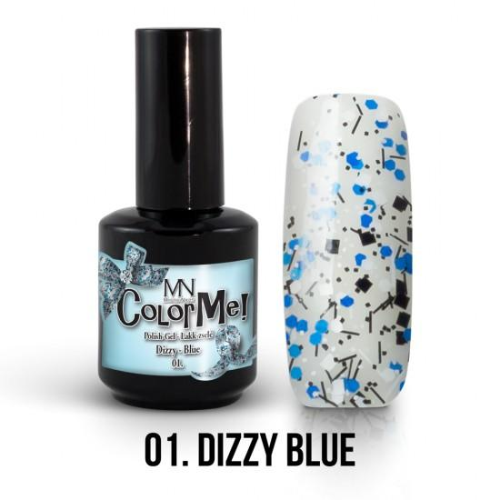 ColorMe! Dizzy no.01. - Dizzy Blue 12ml