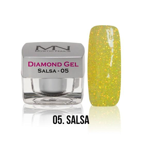 Diamond Gel - no. 05. - Salsa -4g
