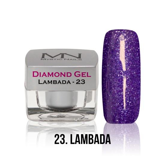Diamond Gel - no. 23. - Lambada -4g