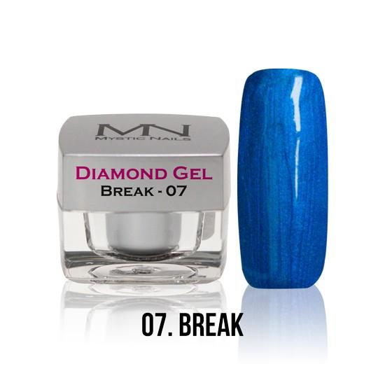 Diamond Gel - no. 07. - Break -4g
