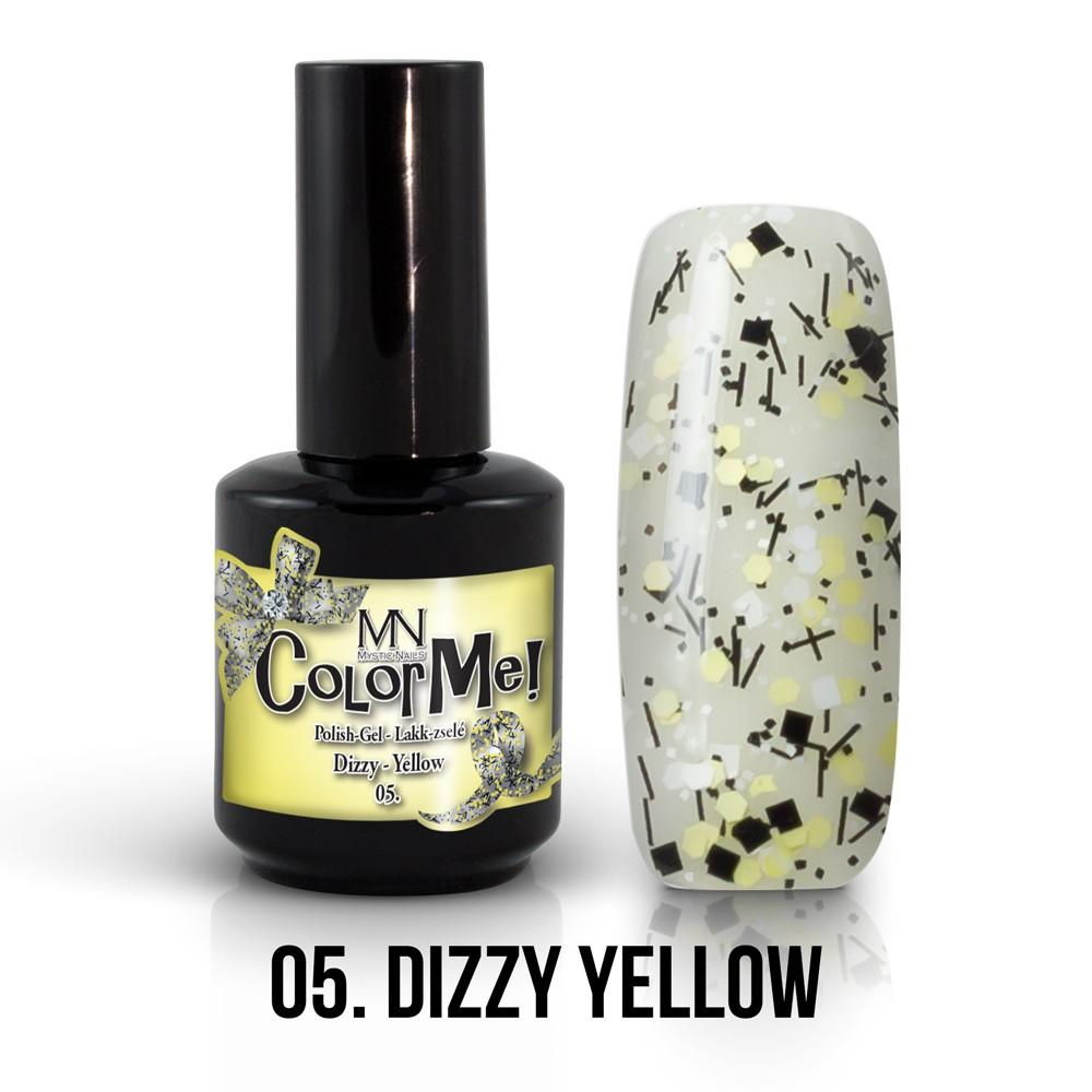 ColorMe! Dizzy no.05. - Dizzy Yellow 12ml