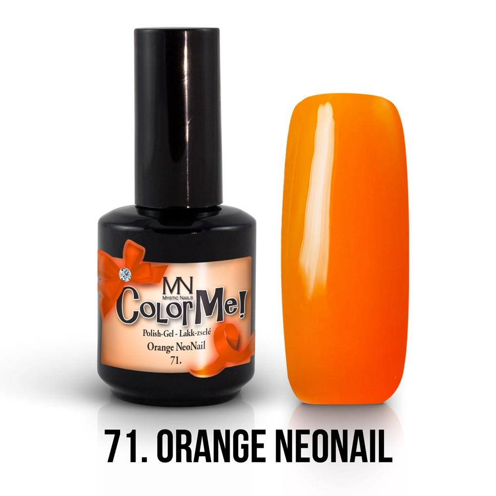 ColorMe! no.69. - Orange NeoNail 12ml