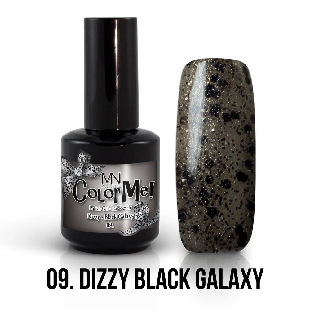 ColorMe! Dizzy no.09. -  Black Galaxy 12ml