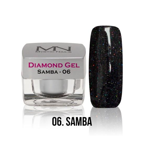 Diamond Gel - no. 06. - Samba -4g