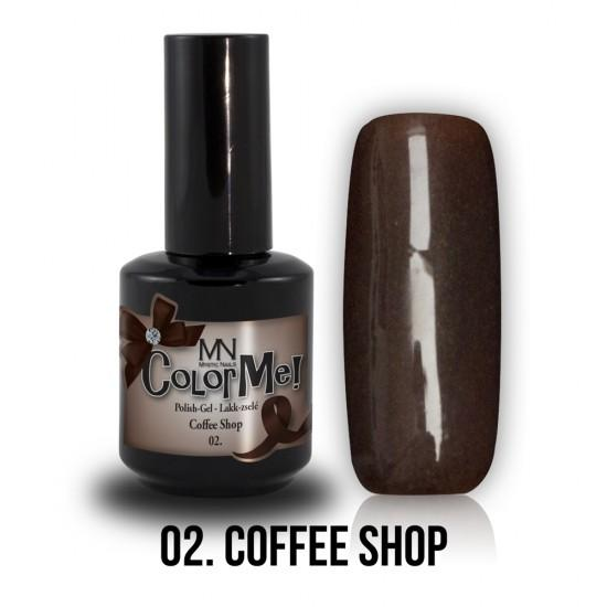02 Coffee Shop 12ml