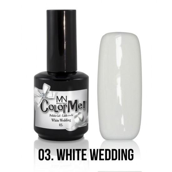 03 White Wedding 12ml